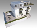 Palazzetto Jole Rendering